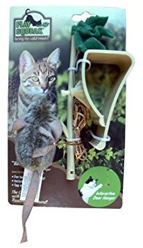 Our Pets Play-N-Squeak - Door Hanger