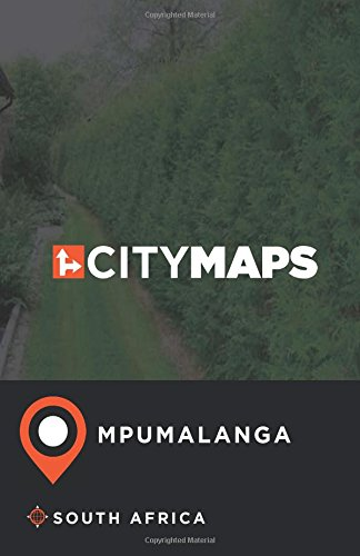 Download City Maps Mpumalanga South Africa ebook