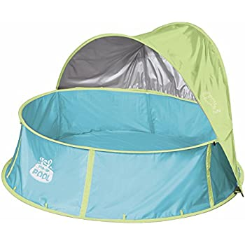 monobeach baby beach tent pop up portable shade pool uv protection sun shelter for. Black Bedroom Furniture Sets. Home Design Ideas