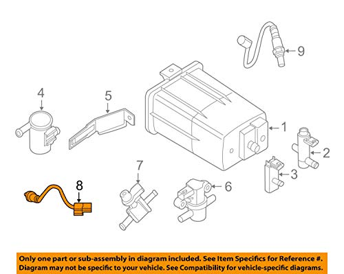 Upstream Air Fuel Ratio Sensor for Toyota Camry Highlander Solara Scion 2.4L