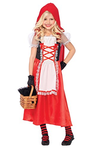 Leg Avenue Children's Red Riding Hood Costume - Wolf Cape