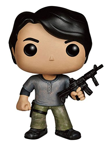 Walking Dead - Glenn with Gun