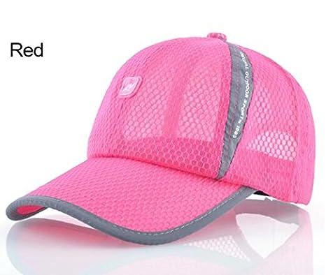 HONGHENG 2018 Sombreros de Sol para Hombres Gorra de béisbol ...