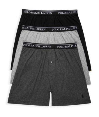 Polo Ralph Lauren Knit Boxer Shorts with Moisture