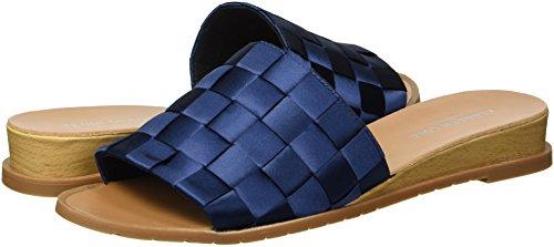 Cole Satin Slide York Sandal Women's Joanne Kenneth New Woven UqHzSwHP
