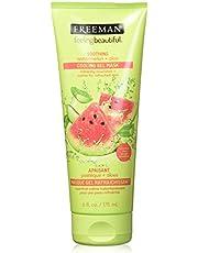 Freeman Facial Watermelon + Aloe Cooling Gel Mask 6oz