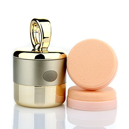 New Makeup Puff,MAXLY Electric Makeup Powder Puff 3D Electri