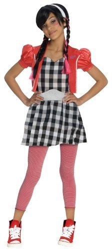 Rubie's Costume Co - Bratz - Jade Child Costume - Small (4/6) - Red by Rubie's ()