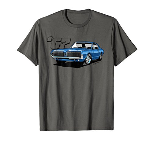 1967 Mercury Cougar Graphic T-Shirt ()