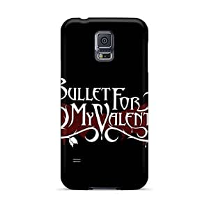 Scratch Protection Cell-phone Hard Covers For Samsung Galaxy S5 With Customized Fashion Foo Fighters Pattern LauraAdamicska