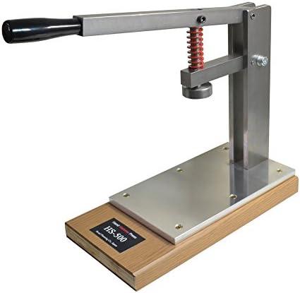菱目打ち 専用 ハンドプレス機 レザークラフト 道具 工具 HS-500