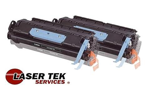 Laser Tek Services® 2 Pack Premium Compatible 106 Toner Cartridge for the Canon 106 MF-6530 (Canon Imageclass Mf6540 Toner)
