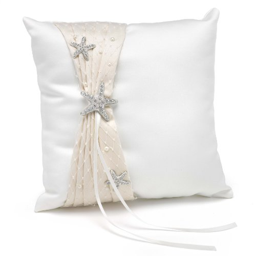 Hortense B. Hewitt Wedding Accessories Destination Romance Ring Pillow