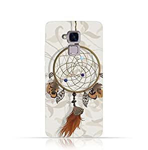 Huawei Honor 5c TPU Silicone Case with dream-catcher-x Design.