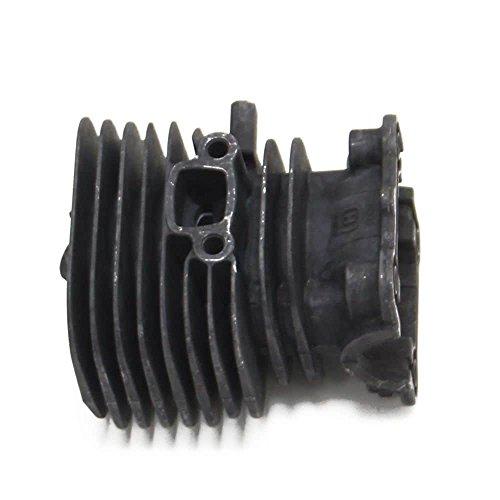 Husqvarna 545132601 Leaf Blower Engine Cylinder Genuine Original Equipment Manufacturer (OEM) Part for Husqvarna, Craftsman, Poulan, Chrome by Husqvarna