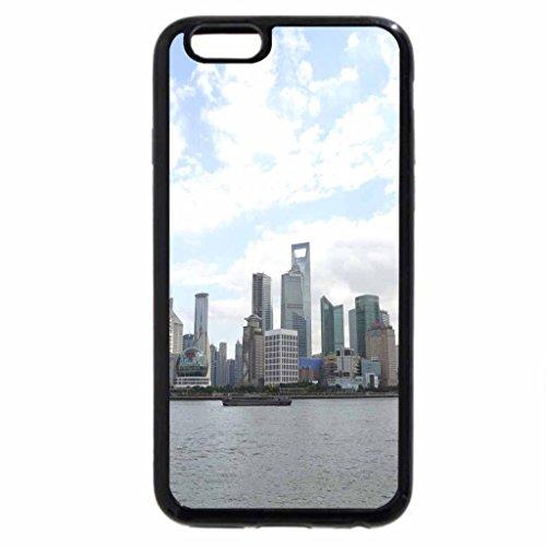 iPhone 6S / iPhone 6 Case (Black) shanghai