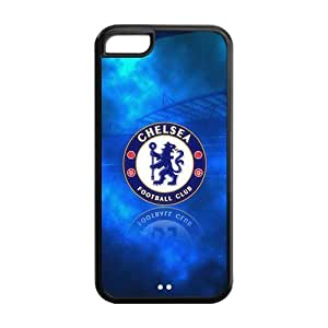 Chelsea FC Iphone 5c Hard Case England Premier League Logo iPhone Cover