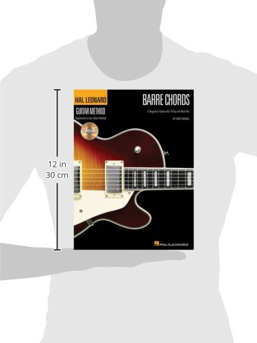 Barre Chords: A Beginner\'s Guide with 18 Pop and Rock Hits Hal ...