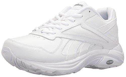 Schuh Flat Max Weg Ultra V Reebok Dmx Herren Grey White Weiß Walking Grau q0TxPwF