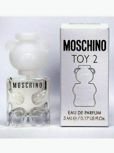 Moschino Toy 2 Eau De Parfum 5ml 0.17 oz/5ml Travel