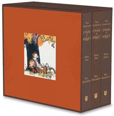 Download The Complete Calvin and Hobbes pdf