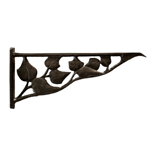 Montague Metal Products Ivy Decorative Plant Hanger, Swedish Iron Finish ()