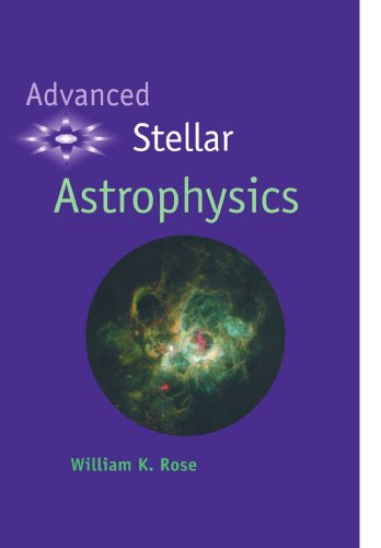 advanced astrophysics - 8
