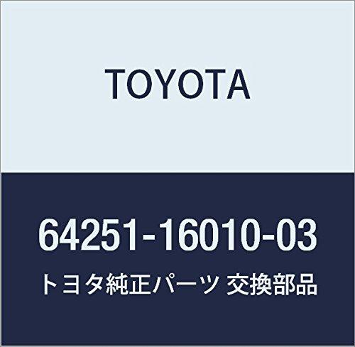 TOYOTA 64251-16010-03 Sunshade Trim Lock Handle Assembly