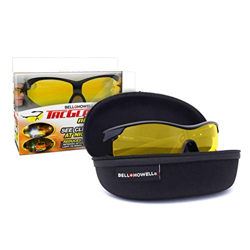 Bell Sports Eyewear As Seen On TV Nightvision Sun Glasses Polarized Howell Tac Glasses
