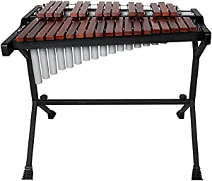 upc 656238030748 product image for Sound Percussion Labs 2-2/3 Octave Xylophone Padauk Wood Bars with Resonators | barcodespider.com