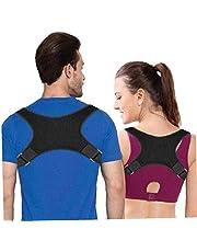 Houding Corrector, Back Straightener voor Mannen en Vrouwen, verstelbare ademend Posture Trainer, Rugbrace Corrector Effectief voor pijnbestrijding van Back/Borst/nek/schouder