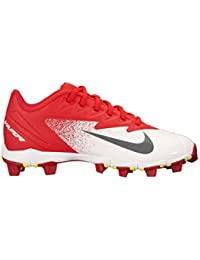 under armour youth baseball cleats red