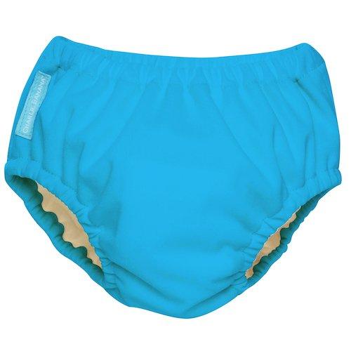 Charlie Banana Swim Diaper & Training Pants - Turquoise - S 889248