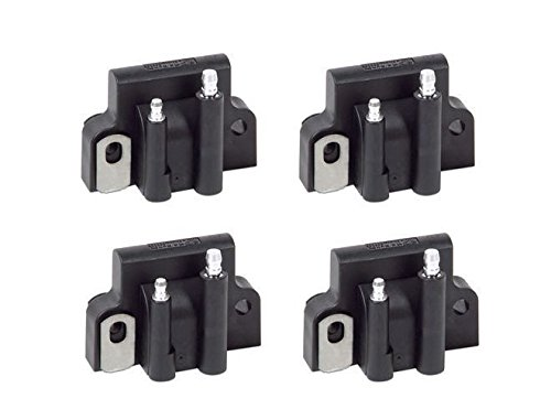 The ROP Shop (4) Ignition Coil for Johnson Evinrude 582508 18-5179 183-2508 Outboard Engine