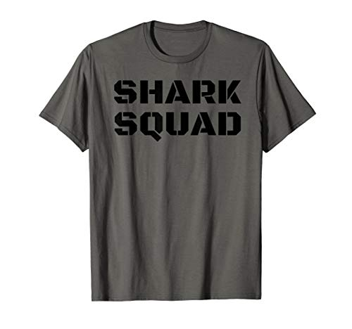 SHARK SQUAD Shirt Funny Gift Week Bride Day Idea]()