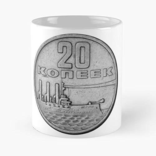 (Coin Coffee Mug Gift 11 Oz Father Day)
