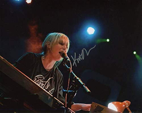 Kori Gardner Signed Mates of State Performance Color 10x8 Photo With COA