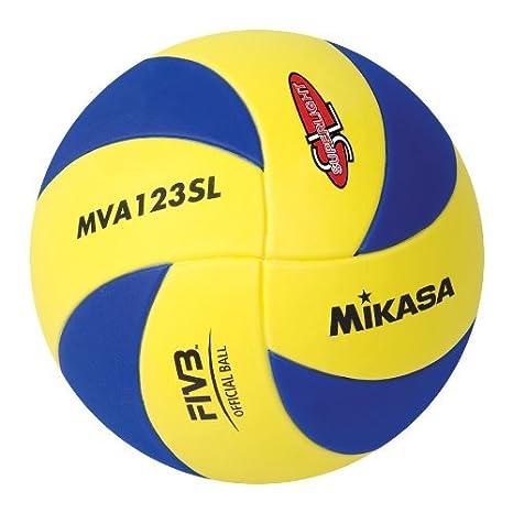 Mikasa - Pelota de Voleibol de Entrenamiento de bajo Impacto ...