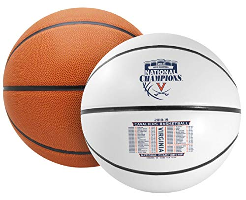 Rawlings University of Virginia Cavaliers 2019 NCAA National Champions Basketball Full Size