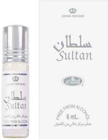 Sultan - 6ml (.2 oz) Perfume Oil by Al-Rehab (Crown Perfumes)