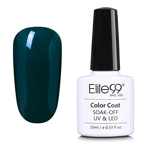 Elite99 Alcohol Removable Nail Polish,3-in-1 One Step Nail G