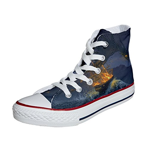 Converse Customized Chaussures Coutume (produit artisanal) Videogame