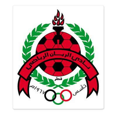 fan products of Al Rayyan Club - Qatar Football Soccer Futbol - Car Sticker - 5