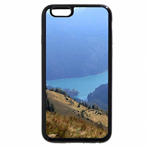 iPhone 6S / iPhone 6 Case (Black) Sauris Lake, Italy