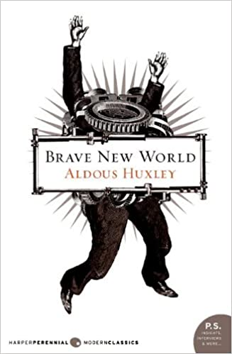 Image result for brave new world huxley
