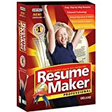 Individual Software Resume Maker Pro Deluxe 14