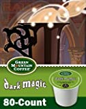 Green Mountain Coffee, Dark Magic (Extra Bold) K-Cup Portion Pack for Keurig Brewers, 80-count