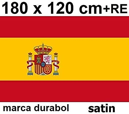 Durabol Bandera de España (Gran España 120 * 180 cm): Amazon.es: Hogar
