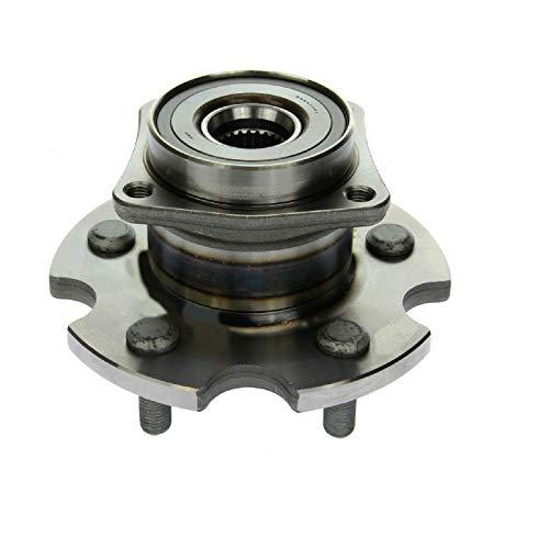 (8USAUTO Single Rear Wheel Hub Bearing Assembly FIT 2009-2010 Pontiac Vibe)