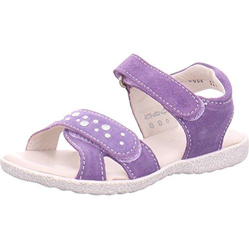 Richter Kinderschuhe Sissi 5004-524 Mädchen Sandalen Violett (lavender  4000)